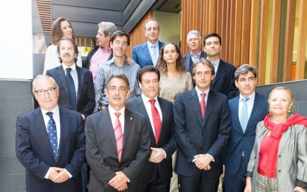 Baltasar Rodero, Psicologo Santander, Miguel Angel Revilla, Iñigo de la Serna, Benigno Casanueva, El Diario Montañes
