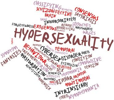 ¿Qué es la hipersexualidad?