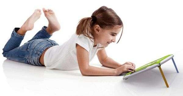 ¿Puedo dejar la tablet a mi hijo?