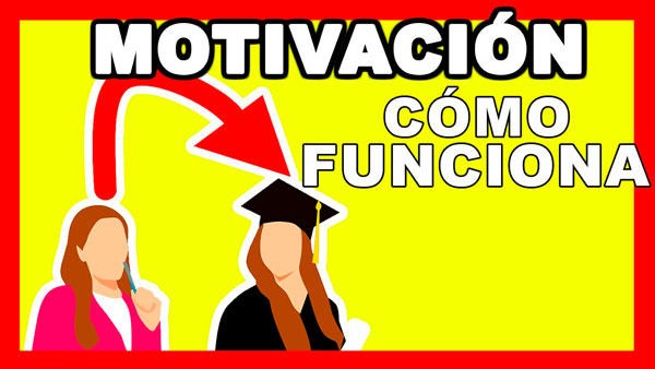 ¿Cómo funciona la motivación?